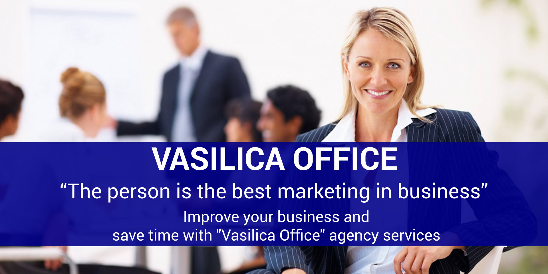 Vasilica Office - Consulting and intermediation agency Belgrade